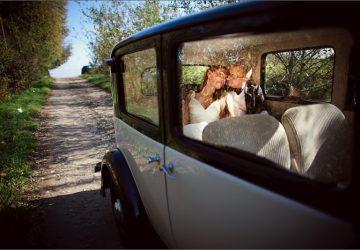 Sesja ślubna Rzeszów plener auto ślubne