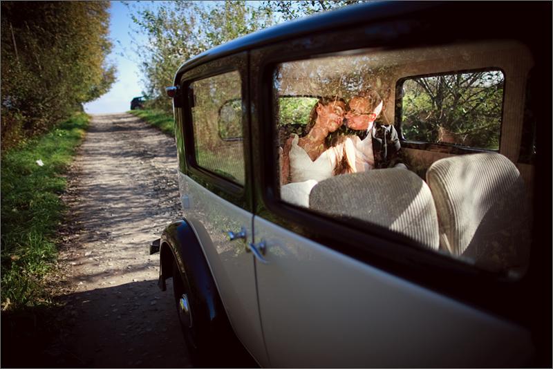 zdjęcia ślubne Rzeszów plener auto ślubne