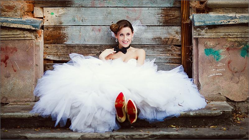 Sesja ślubna Rzeszów plener suknia ślubna