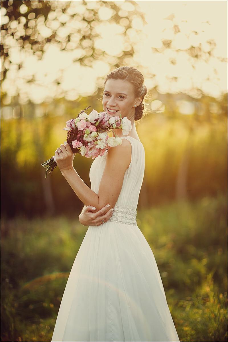 Fotografia ślubna Rzeszów plener suknia panna mloda