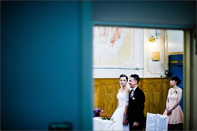 Fotografia ślubna Rzeszów ceremonia kościół