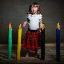 Fotografia dzieci studio