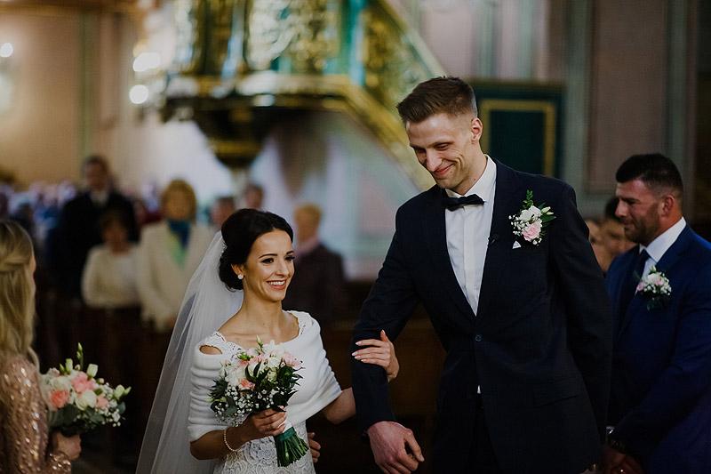 Ślub w obiektywie Rzeszów kościół