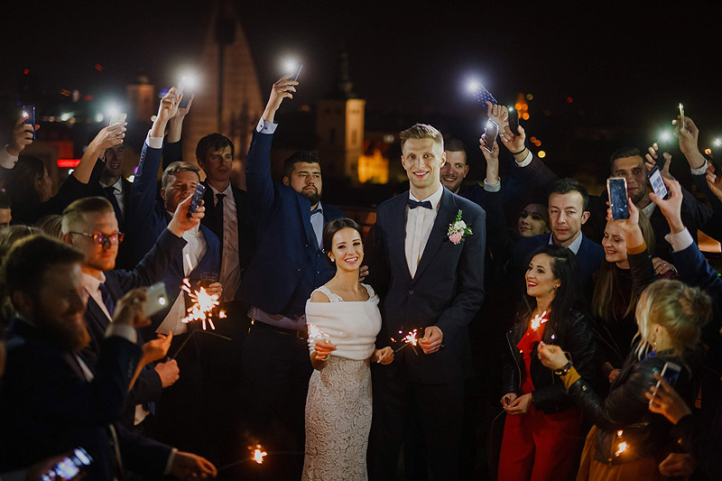 Reportaż ślubny w obiektywie Rzeszów zabawa