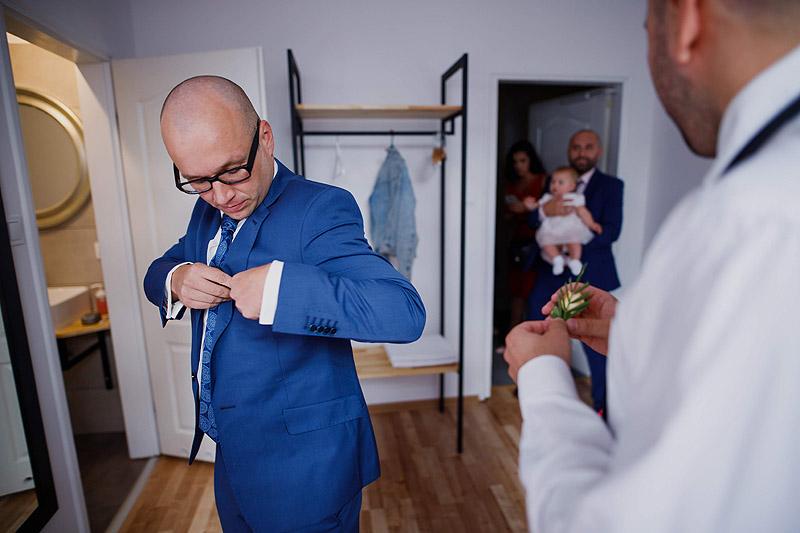 Fotograf weselny Rzeszów Kolbuszowa reportaż detale i przygotowania