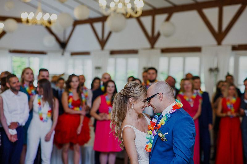 Zdjęcia weselne i ślubne taniec