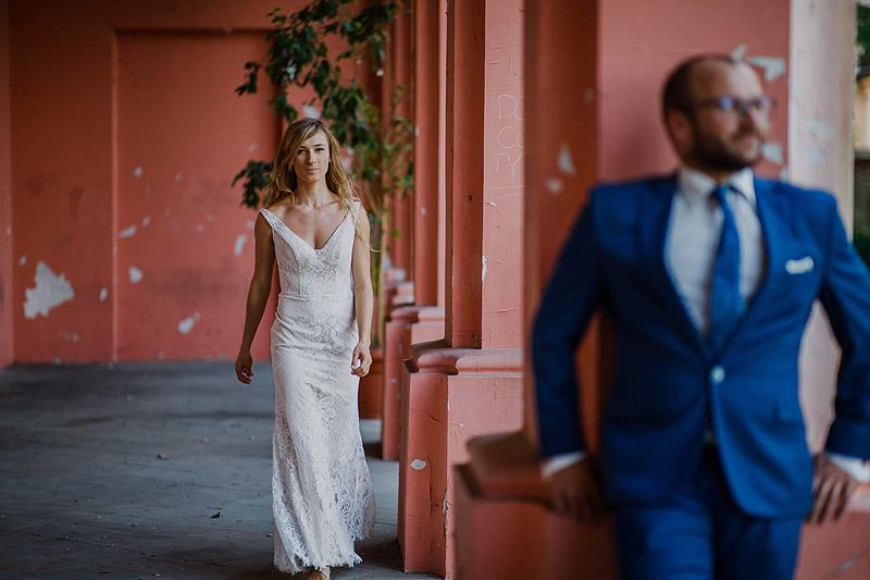 Plener ślubny Boguchwała