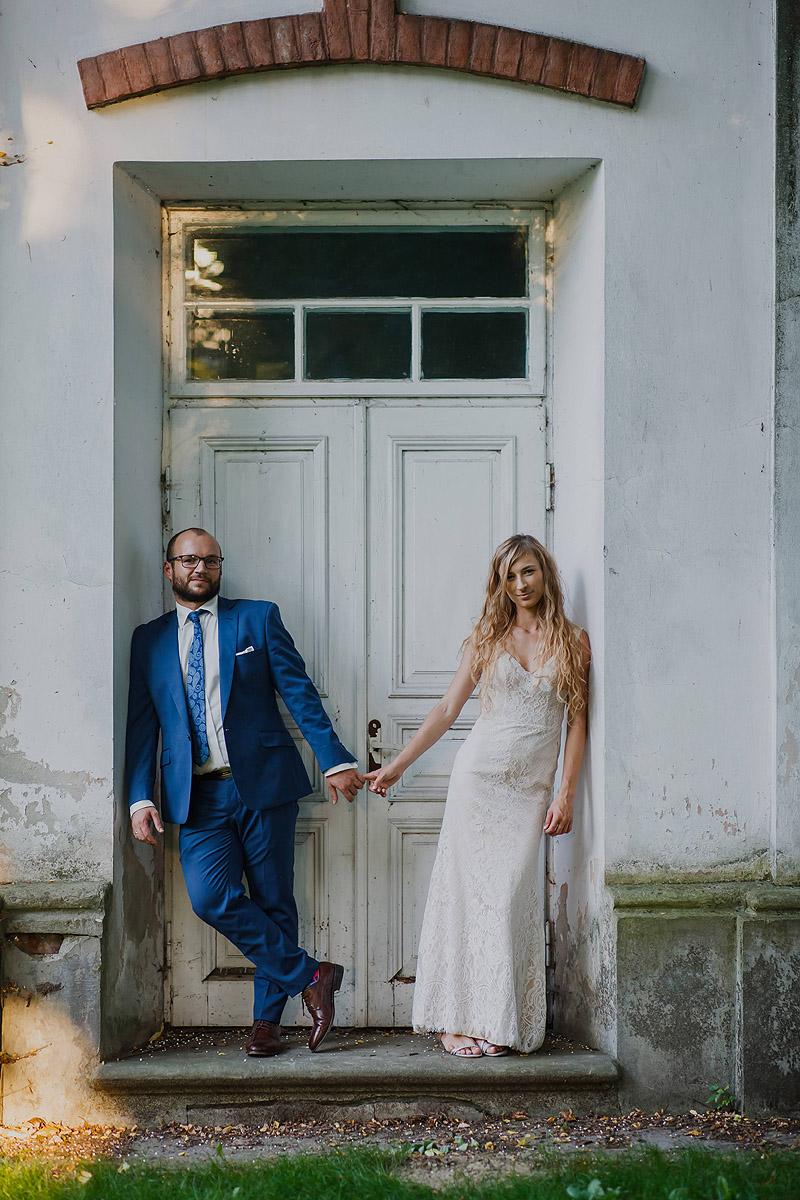 Zdjęcia ślubne w Boguchwale para młoda