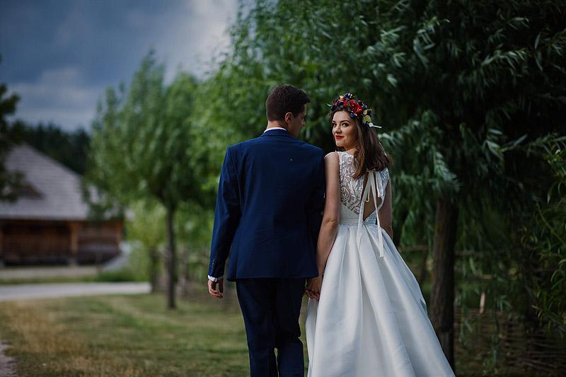 Sesja z ceremonii ślubnej,