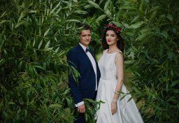 Plener ślubny skansen Kolbuszowa