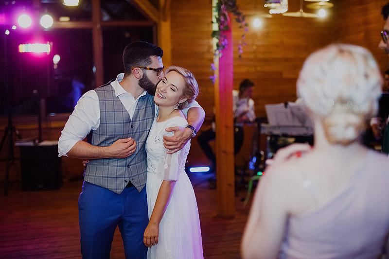 Zabawa weselna sesja weselna