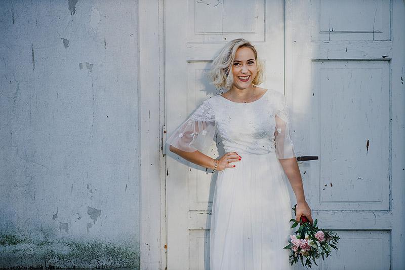 Plener ślubny młodzi