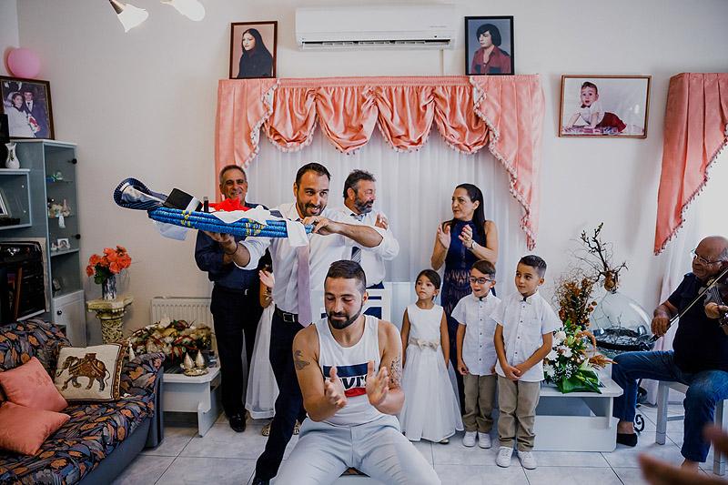 Fotograf na ślub Cypr przygotowania
