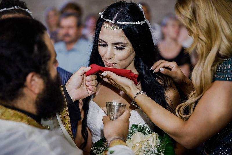Sesja weselna Cypr ceremonia