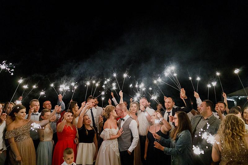 Ślubne ekspresje Łańcut zabawa
