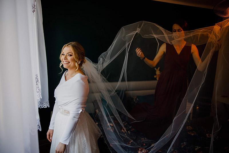 Zdjęcia z ceremonii ślubnej Kolbuszowa Sędziszów panna młoda