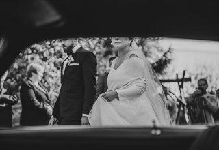 Przygotowania ze ślubu Kolbuszowa Sędziszów wyjście z domu