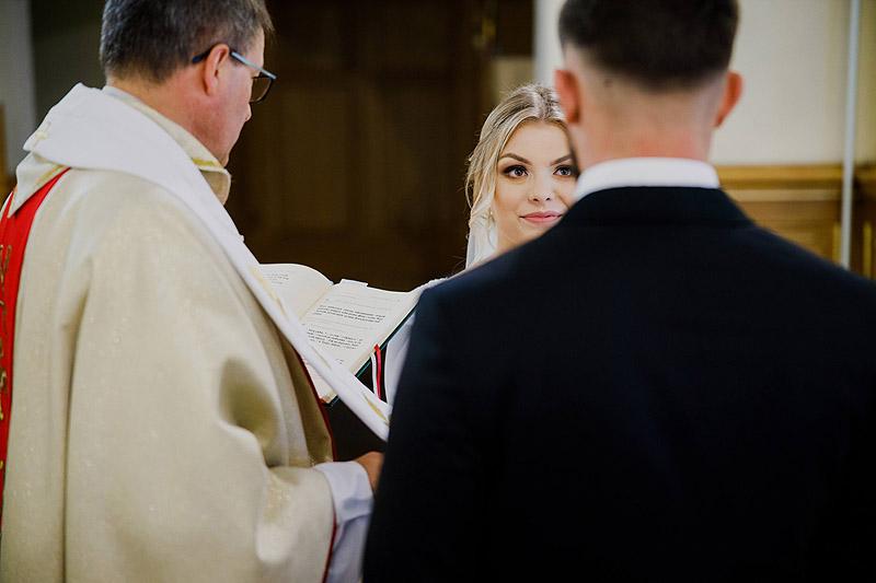 Zdjęcia z ceremonii ślubnej Kolbuszowa Sędziszów ceremonia