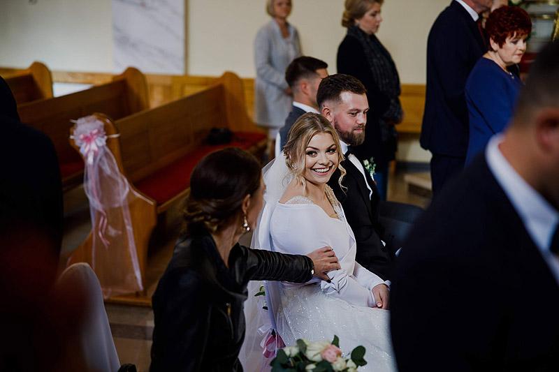 Przygotowania ze ślubu Kolbuszowa Sędziszów ceremonia