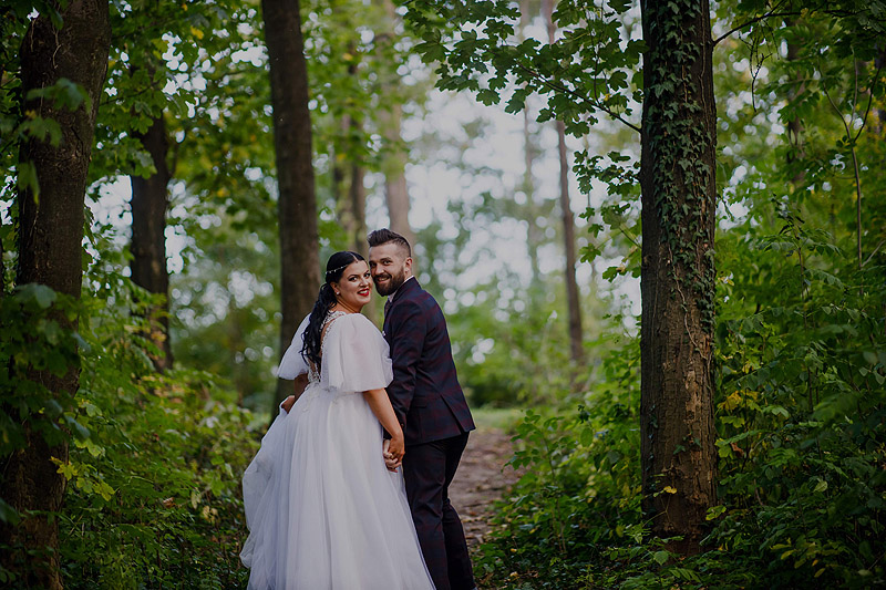 Plener ślubny Brzesko Nowy Sącz