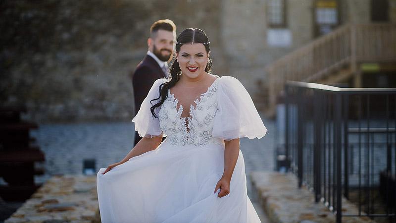 Plener ślubny Brzesko