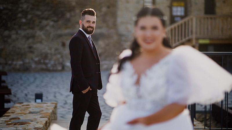 Reportaże ślubne Brzesko Nowy Sącz