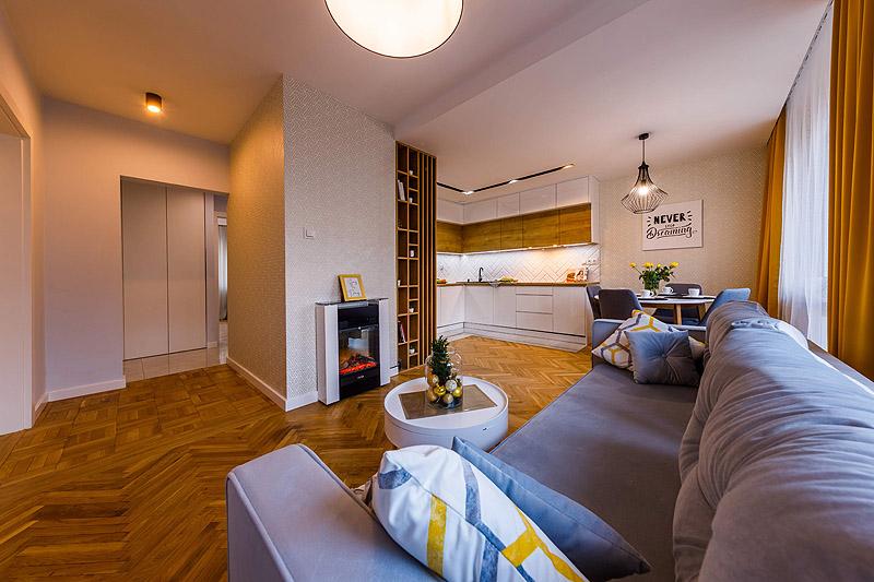 wnętrze Rzeszów mieszkania pokój