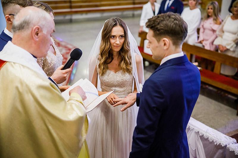 Zdjęcia ślubne fotoreportaż