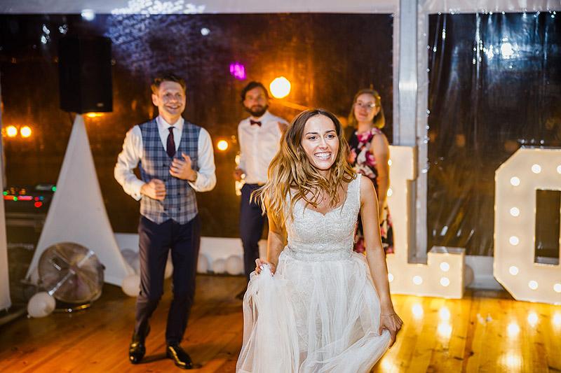 Sesja ślubna reportaż
