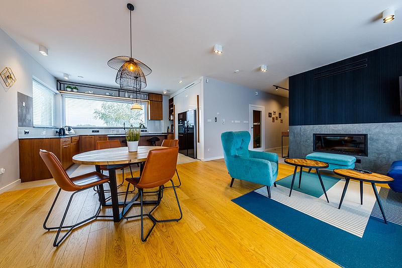 Zdjęcia wnętrz mieszkań i architektury