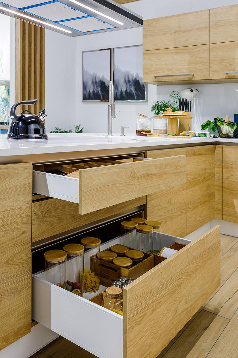 Fotografia wnętrz meble kuchnia