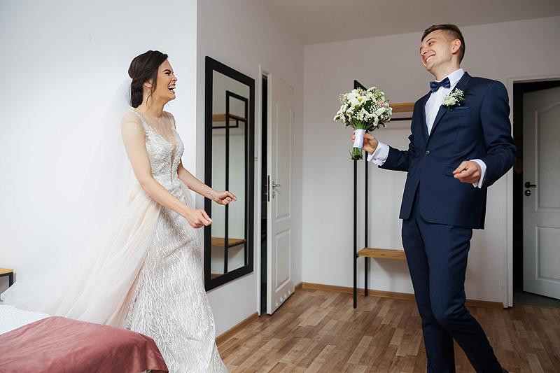 Ślubne portretyreportaż Rzeszów Kolbuszowa