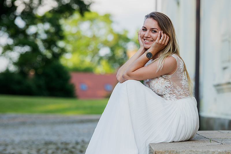 Ślubne portrety, reportaż Rzeszów Kolbuszowa
