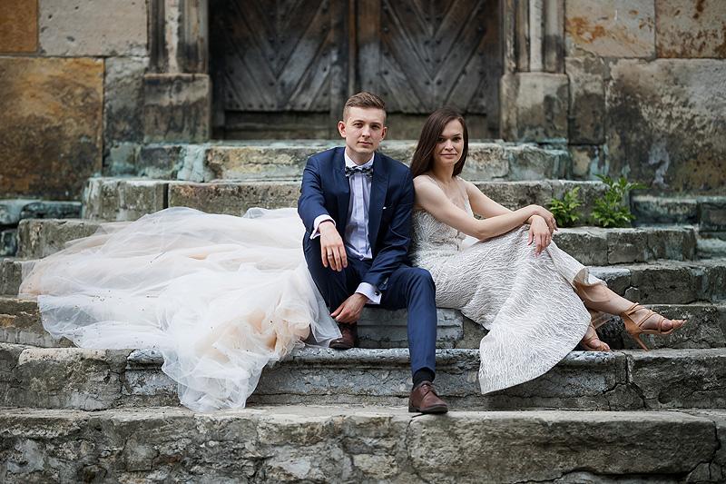 Piękne wesele reportaż