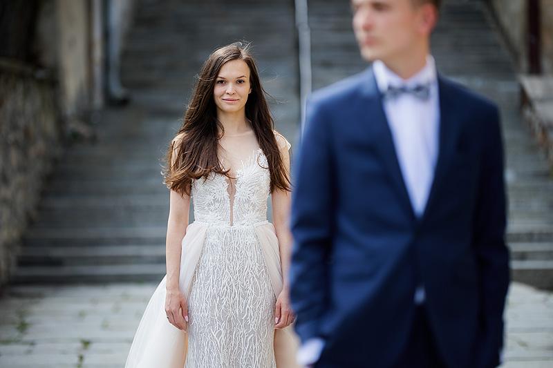 Piękne wesele fotoreportaż Sandomierz