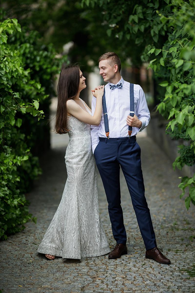 Zdjęcia ślubne fotoreportaż Sandomierz