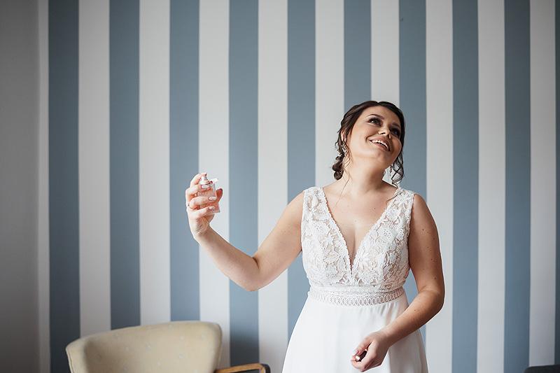 Piękne wesele Zdjęcia ślubne plener