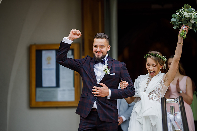 Ślub 2021 fotoreportaż Rzeszów