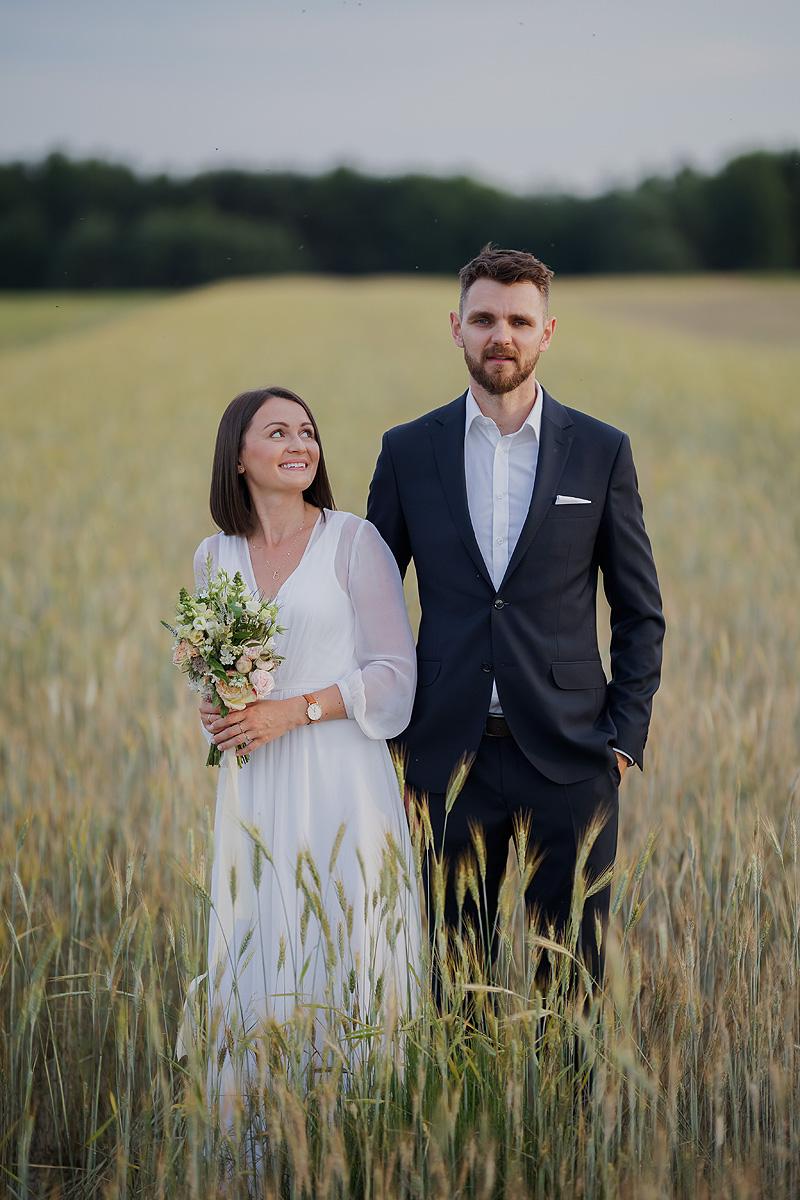 Ślubne kadry, Fotografia plenerowa zdjęcia na ślubie