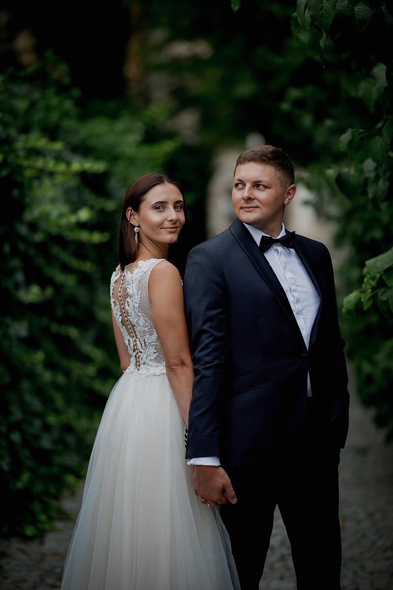 Ślubny reportaż plener Kraków