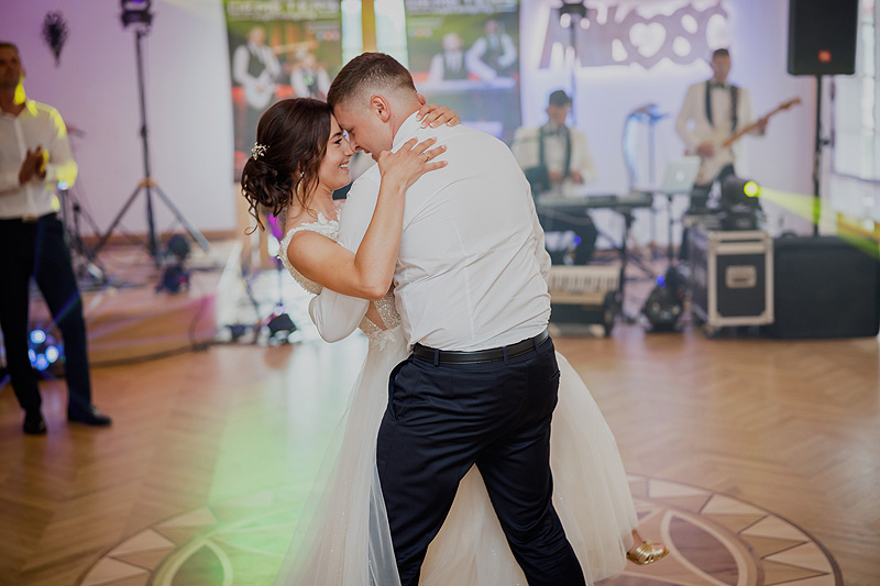 Zdjęcia ślubne plener Kraków